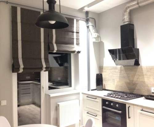 римские шторы на кухню новости